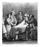 Manzoni: I Promessi Sposi Fleece Blanket