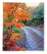 Maple Road Fleece Blanket