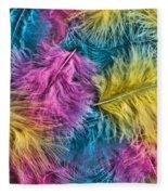 Marabou Colours Fleece Blanket