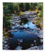 Marble Creek 2 Fleece Blanket