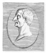 Marcus Tullius Cicero Fleece Blanket
