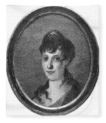 Maria Bonaparte (1750-1836) Fleece Blanket