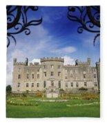 Markree Castle, Collooney, Co Sligo Fleece Blanket