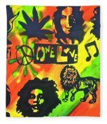 Marley Forever Fleece Blanket