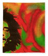 Marley Love Fleece Blanket