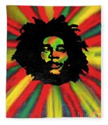 Marley Starburst Fleece Blanket
