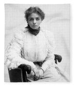 Maude Adams (1872-1953) Fleece Blanket