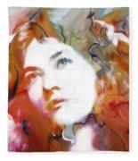 Maude Fleece Blanket