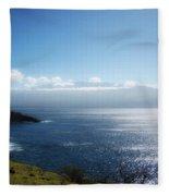Maui Wonder Fleece Blanket