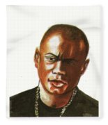 Maurice Greene Fleece Blanket