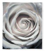 May Rose Fleece Blanket