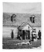 Mcclellans Headquarters Fleece Blanket