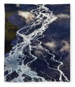 Mckinley Quicksilver Fleece Blanket