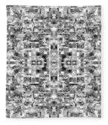 Meditative Alliance  Fleece Blanket
