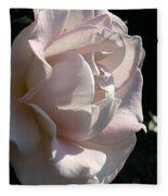 Memorial Rose Fleece Blanket