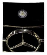 Mercedes Benz  Fleece Blanket