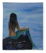 Mermaid Magic Fleece Blanket