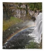 Mesa Falls II Fleece Blanket