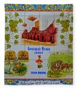 Meson El Alcazar Fleece Blanket
