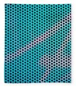 Metallic Background Fleece Blanket