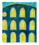 Mihrimah Fleece Blanket