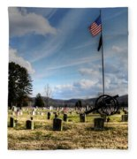 Military Honors Fleece Blanket