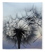 Wind Blown 1 Fleece Blanket