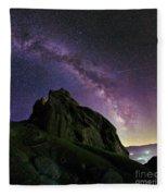 Milky Way Fleece Blanket