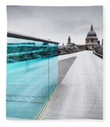 Millenium Commuter Fleece Blanket