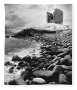 Minard Castle Fleece Blanket