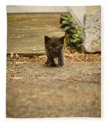Miniature Stalker Fleece Blanket