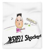 Mishell Shocked Fleece Blanket