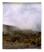 Misty Hills Fleece Blanket