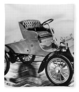Model A Ford, 1903 Fleece Blanket