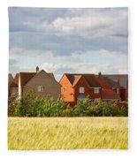 Modern Housing  Fleece Blanket