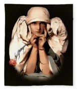Modern Madame Fleece Blanket
