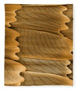 Monarch Butterfly Scales, Sem Fleece Blanket
