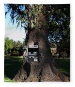Money Tree . 7d9817 Fleece Blanket