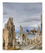 Mono Lake Fleece Blanket