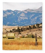 Montana Farm9404 Fleece Blanket