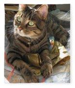 Monty Fleece Blanket