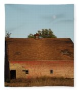 Moon Barn IIi Fleece Blanket