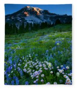 Morning Majesty Fleece Blanket