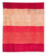 Moroccan Textile Fleece Blanket