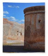 Mortuary Chapel Fleece Blanket