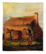 Mosler: Lost Cause, 1868 Fleece Blanket