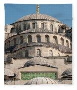 Mosque Fleece Blanket