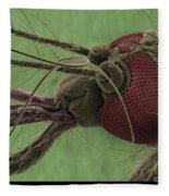 Mosquitos Head, Sem Fleece Blanket