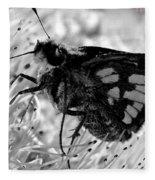 Moth One Fleece Blanket