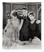 Mother O Mine, 1921 Fleece Blanket